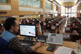 افتتاح رسمی معاملات با ۳۰ تن پسته در تالار نقره ای