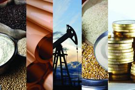 بازارهای کالا از اوراق قرضه، ارز و سهام پیشی گرفت