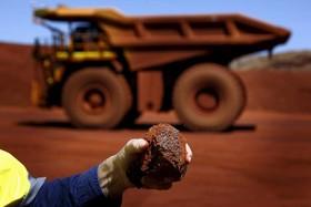 صادرات سنگ آهن از مرز پنج میلیارد دلار گذشت