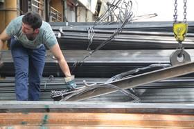 معامله بیش از ۴۳هزار تن فولاد به صورت سلف