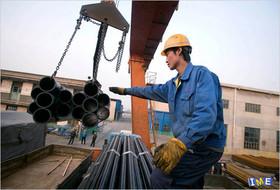 سرعت رشد تقاضای جهانی فولاد کمتر می شود