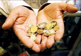 انعقاد ۲۹ هزار قرارداد آتی سکه در بورس کالا