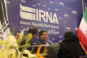 بازدید مدیرعامل بورس کالای ایران از نمایشگاه مطبوعات و خبرگزاری ها