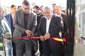 تالار نمایندگی کارگزاران بورس کالا در منطقه آزاد ارس افتتاح شد