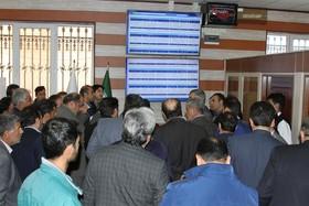 افتتاح تالار نمایندگی کارگزاران بورس کالا در منطقه آزاد ارس
