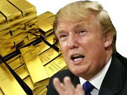 طلا و ترامپ