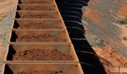 افزایش واردات سنگ آهن به چین