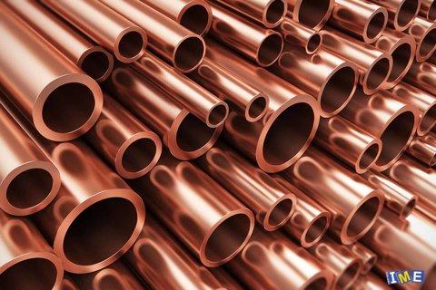 عرضه انواع فلز سرخ در تالار نقره ای