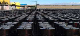 عرضه صادراتی ۳۳ هزار تن قیر در بورس کالا