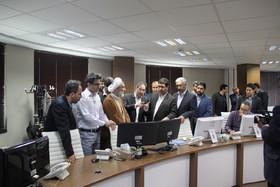 حضور وزیر دادگستری در بورس کالای ایران