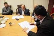 امضای تفاهم نامه همکاری بورس کالای ایران با ستاد مبارزه با قاچاق کالا و ارز