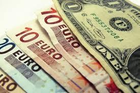 دلار و یورو صعودی شد،پوند عقب نشینی کرد