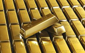قیمت طلا به ۱۳۱۷ دلار رسید