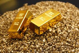 قیمت طلا افزایش مییابد