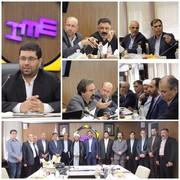 نشست مشترک بورس کالا با مسئولان بخش کشاورزی استان فارس