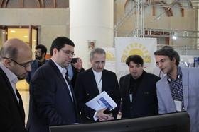 رونمایی از وب سایت عربی بورس کالای ایران