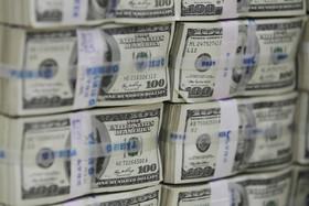 دلار مبادله ای رشد کرد/افت یورو و پوند