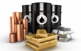 چشمانداز نفت، طلا، سنگ آهن و مس در نیمه دوم  ۲۰۱۹