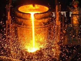 رشد ۲۳درصدی تولید فولاد خام ایران