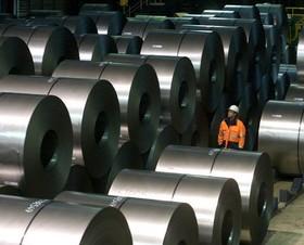 ورق گرم صادراتی چین صعودی شد