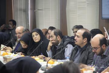 نشست خبری مدیر عامل بورس کالای ایران