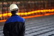افزایش تولید فولاد چین در سه ماه گذشته