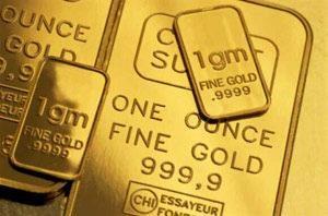صعود طلا به ۱۴۰۰ دلار