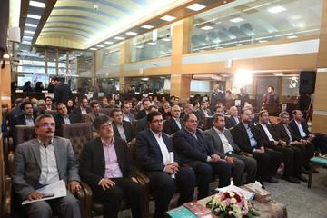 مراسم راه اندازی معاملات آتی زعفران در بورس کالا