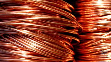 عرضه بیش از ۲۴ هزار تن انواع فلز سرخ در تالار نقره ای