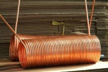 بررسی تغییرات قیمت مس در بورس فلزات لندن