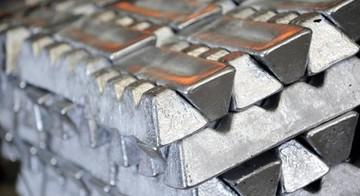موجودی شمش روی در بورس فلزات لندن کاهشی شد