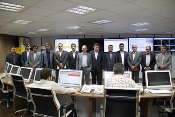 اعضای کمیسیون کشاورزی مجلس از بورس کالای ایران بازدید کردند
