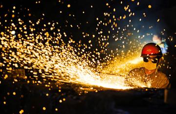 رشد ۴.۵ درصدی تولید فولاد جهانی/افزایش ۷.۱ درصدی تولید فولاد ایران