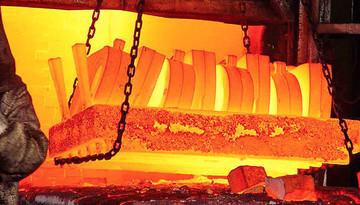جهش تولید فولاد خام ایران در جولای ۲۰۱۹