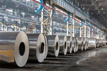 رشد ۴ دلاری قیمت آلومینیوم