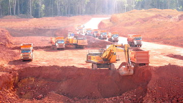 رشد ۲ رقمی تولید محصولات معدنی