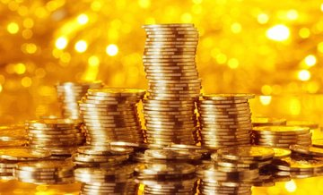 طلا بالای ۱۴۰۰ دلار باقی ماند