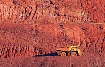 کاهش ۲ درصدی صادرات سنگ آهن برزیل