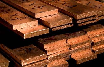 مس در بورس فلزات لندن ثبات قیمت را تجربه کرد