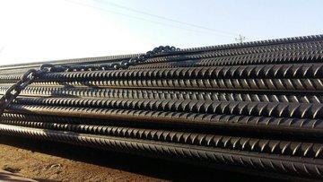 عرضه ۱۳۳ هزار تن میلگرد و تیرآهن در بورس کالا