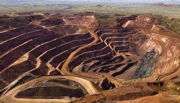 کاهش تولید کمپانیهای بزرگ معدنی دنیا