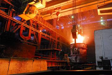 صادرات فولاد چین از سال قبل بیشتر نمی شود