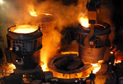 حرکت معکوس سنگ آهن با بازارهای فولاد