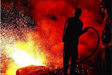 کاهش صادرات فولاد هند