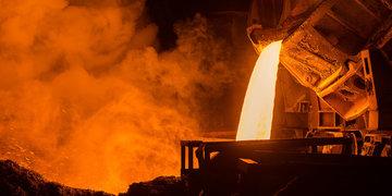 افزایش ۱۱.۶ درصدی تولید محصولات فولادی در چهار ماه ابتدایی سال