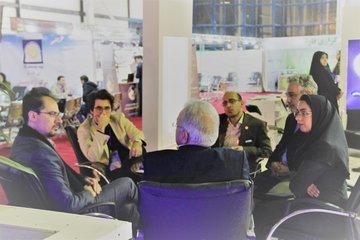 حضور بورس کالای ایران در نمایشگاه بورس مشهد