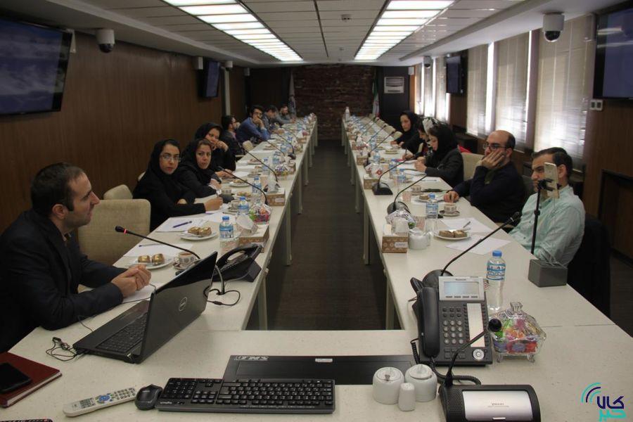 گزارش تصویری کارگاه آموزشی قرارداد اختیار معامله زعفران