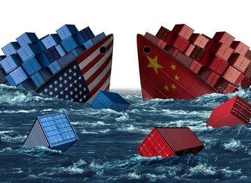 جنگ تجاری، زخمی بر صورت بازارهای مالی