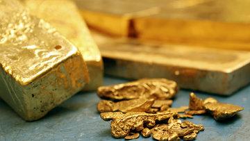 طلای جهانی یک درصد ارزان شد