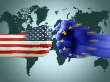 آمریکا در آستانه جنگ تجاری جدید با اروپا